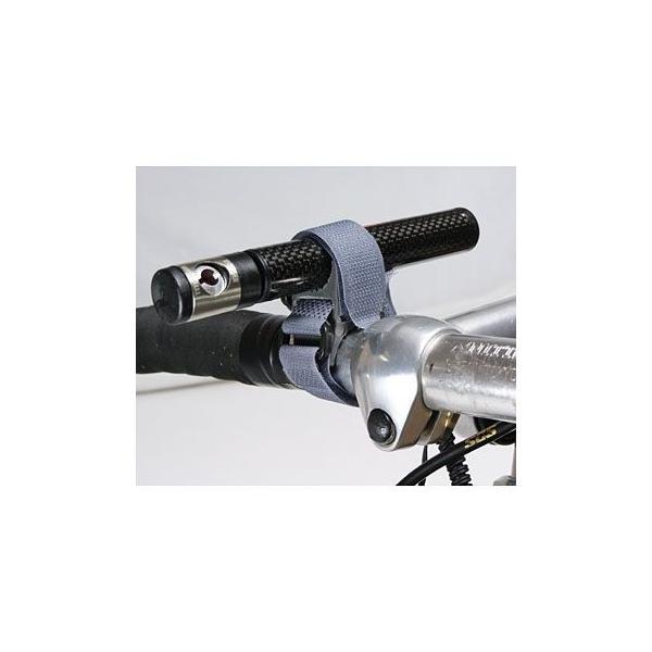 バイクライトホルダー Bikeguy (バイクガイ) 6104 グレー