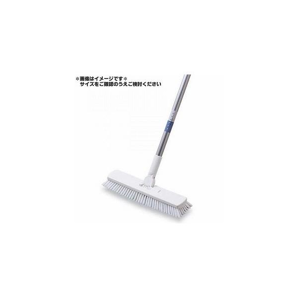 テラモト 清掃用品 デッキブラシ EF フラット ブラシ 30cm CL-745-030-0