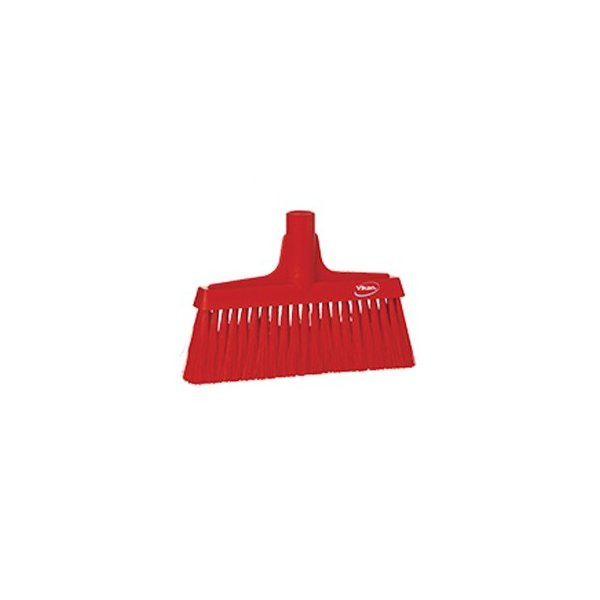 ヴァイカン 業務用 清掃用品 掃除道具 パーツ ほうき フロアブルーム ソフトタイプ No.3104 レッド