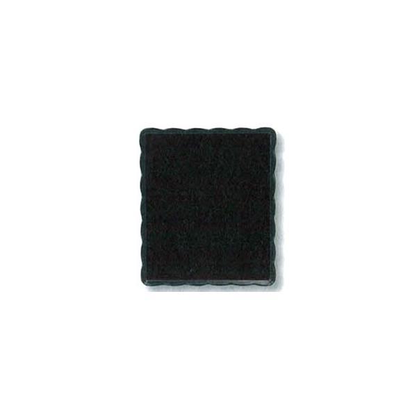 よし与工房 業務用 メラミントレー ウェーブメラミン ケーキトレー ブラック 35×30cm YO-3035-K