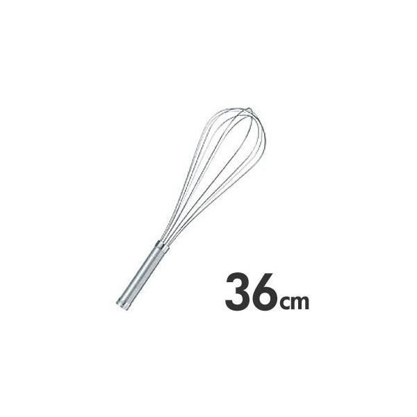 新越金網 ラセン泡立 31806 36cm