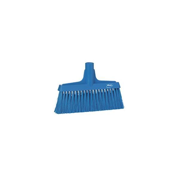 ヴァイカン 業務用 清掃用品 掃除道具 パーツ ほうき フロアブルーム ソフトタイプ No.3104 ブルー