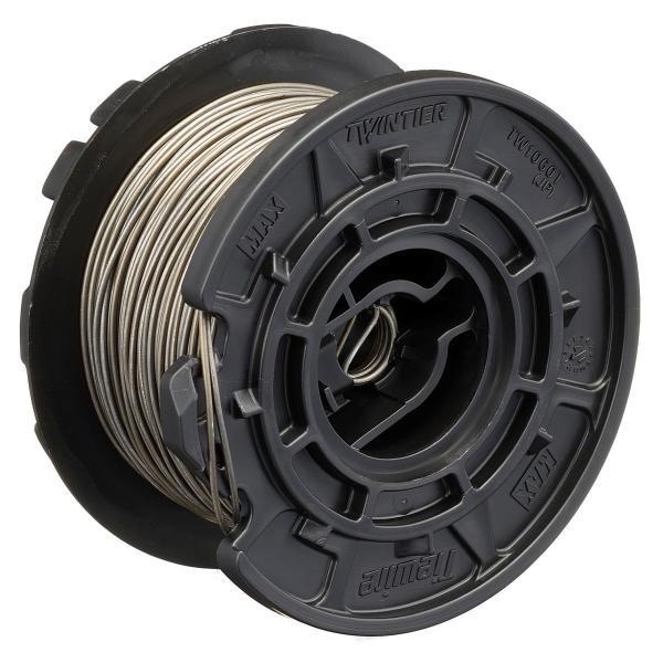 MAX タイワイヤ TW1060T(JP) なまし鉄線(線径 1.0mm) 30巻入 【RB-440T用】  (TW90600)