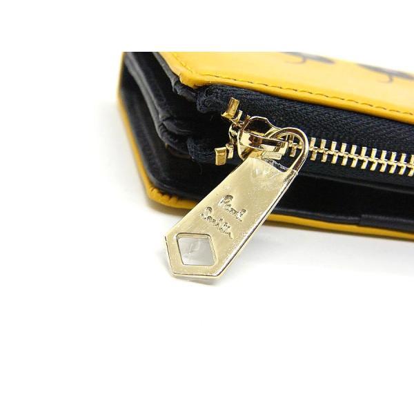 ポールスミス Paul Smit キーケース スティルライフブルーム チェリー牛革 レザー 小銭入れ カードケース マルチケース 正規品 未使用品 送料無料 PS2358|monstyle|05