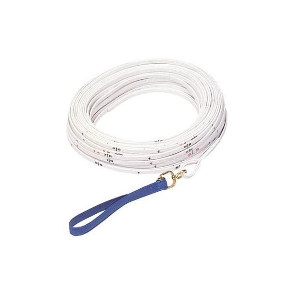 ダンノ(DANNO) メジャー付ロープ 50m
