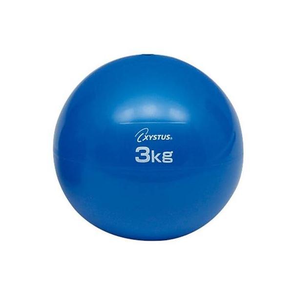 TOEI LIGHT(トーエイライト) ソフトメディシンボール3kg H7252