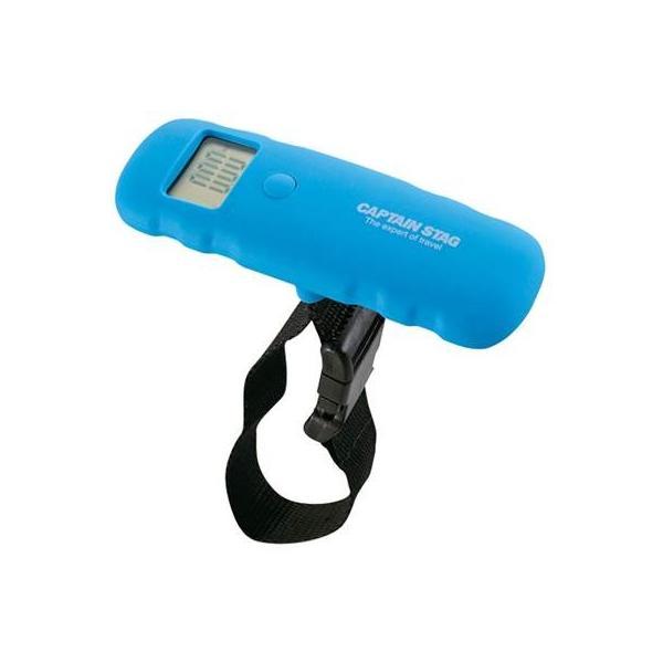 キャプテンスタッグ ライゼ ラゲッジチェッカー ブルー UV-3001