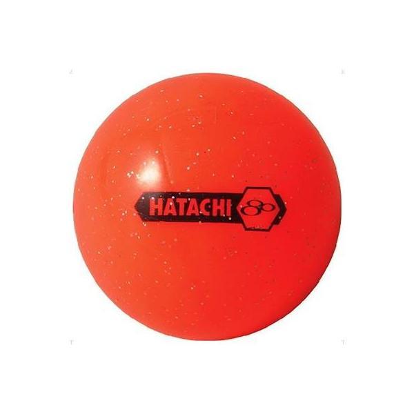 ハタチ(HATACHI) グラウンドゴルフ用 クリスタルボールライト オレンジ BH3410-54