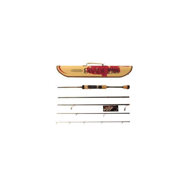 ハラ(TIGA) ロッド DIVIDE メバル   7.6F|montaukonline