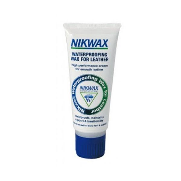 NIKWAX ニクワックス ウォータープルーフWAX革用60ml  EBE4A0 撥水ワックス|montaukonline