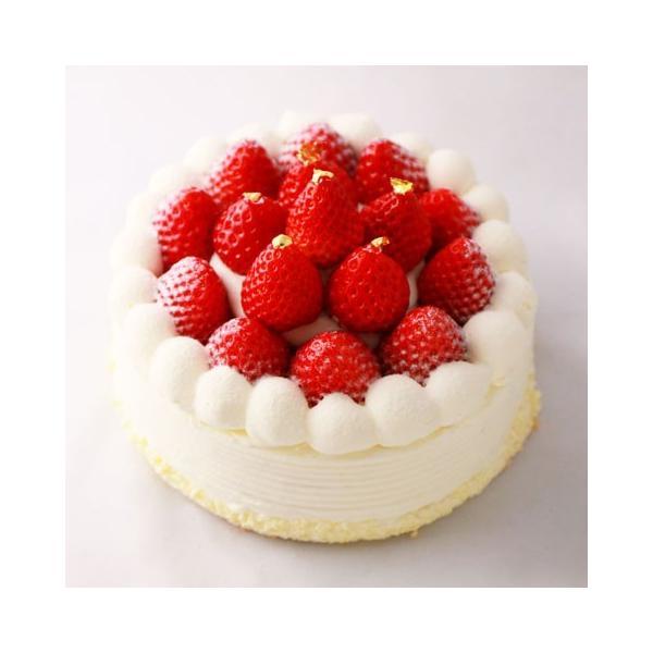 【季節限定】ストロベリー デラックス7号(直径約21cm)【店舗受取】 monterosa-cake