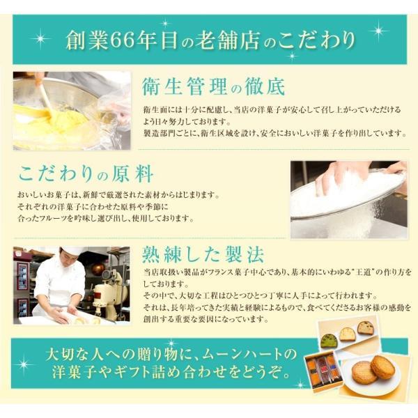 送料無料 焼き菓子ギフトボックスセット タルト・カットケーキ・パイ・ブラウニーなど16種類から10点を選べる! お中元・お歳暮ギフトにも|moon-heart|09