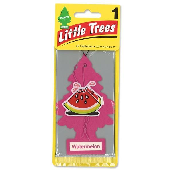 Little Tree エアーフレッシュナー ウォーターメロン|mooneyes