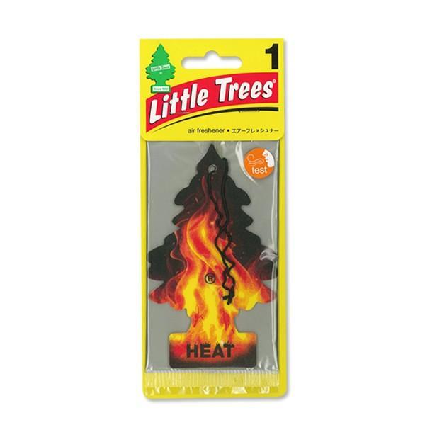 Little Tree エアーフレッシュナー ヒート|mooneyes