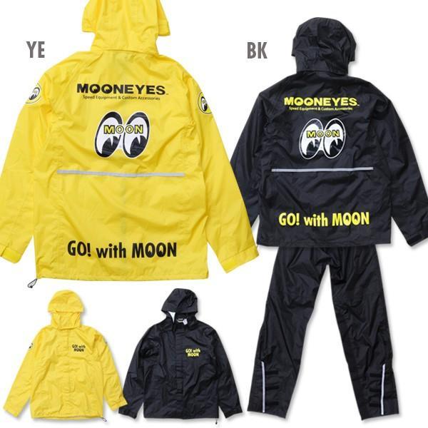 MOONEYES レイン ギア|mooneyes|02