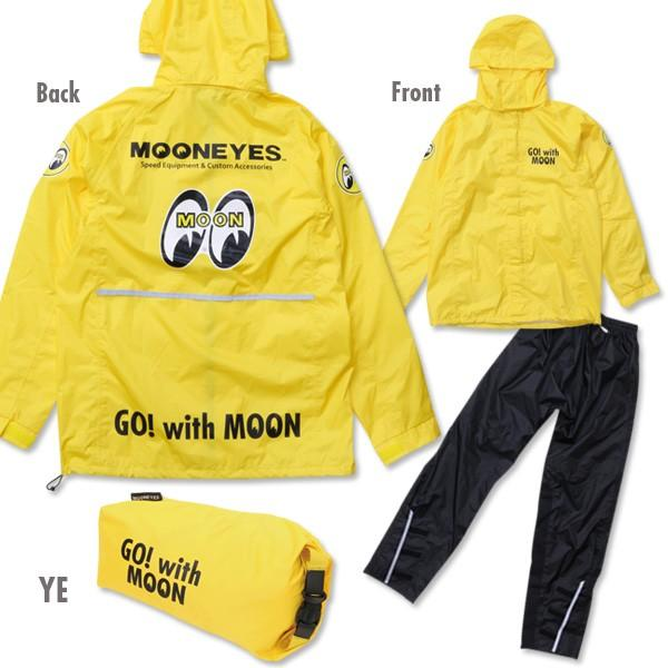 MOONEYES レイン ギア|mooneyes|03