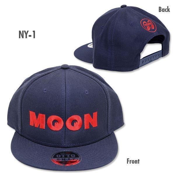 【通信販売限定・Limited 120】MOON ウール フラット バイザー キャップ|mooneyes|05