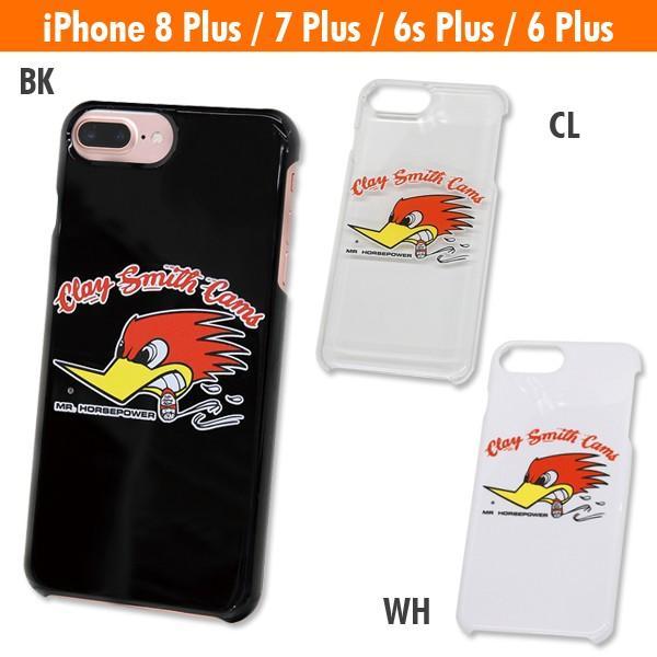 CLAY SMITH クレイスミス iPhone8 Plus, iPhone7 Plus & iPhone6/6s Plus ハードカバー|mooneyes
