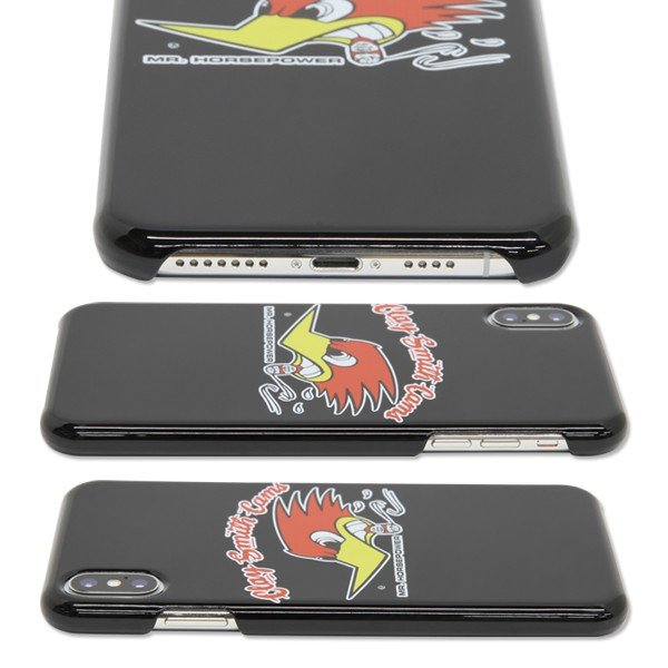 CLAY SMITH クレイスミス iPhone XS Max ハードカバー|mooneyes|05