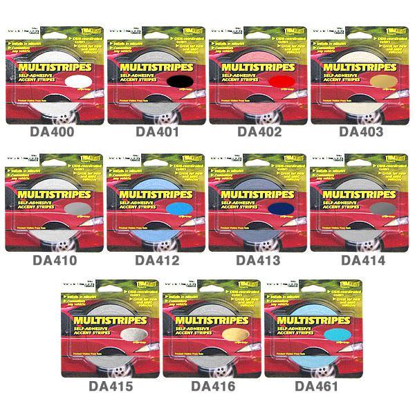 マルチ ストライプ キット ブライト ゴールド DA416|mooneyes