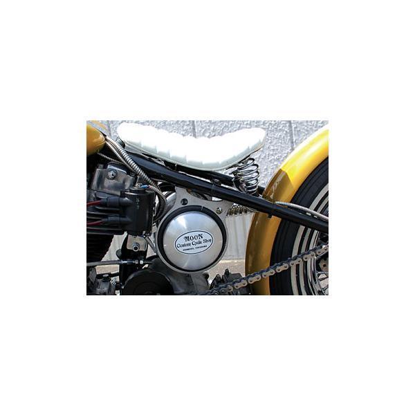 MOON Custom Cycle Shop ステッカー mooneyes 02