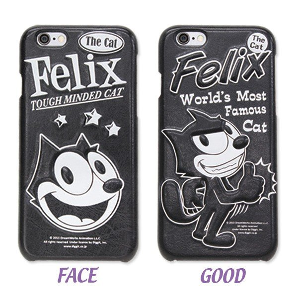 Felix (フィリックス)   iPhone6 / iPhone6s レザー ジャケット|mooneyes