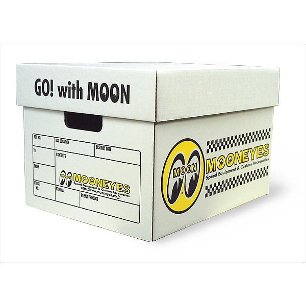 ムーンアイズ (MOONEYES) ストレージボックス|mooneyes