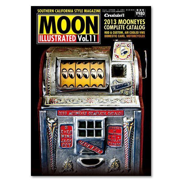 MOON ILLUSTRATED Magazine Vol.11|mooneyes