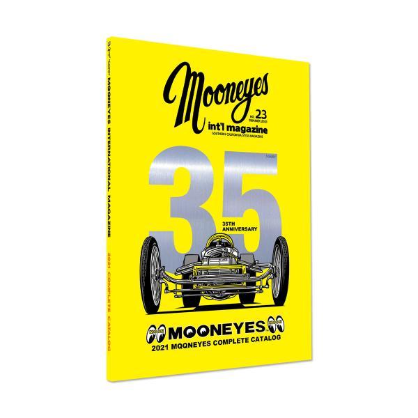MOONEYES International Magazine Summer 2021