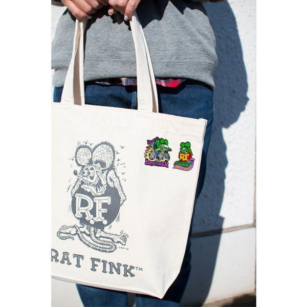 Rat Fink(ラットフィンク)  ピンズ|mooneyes|04