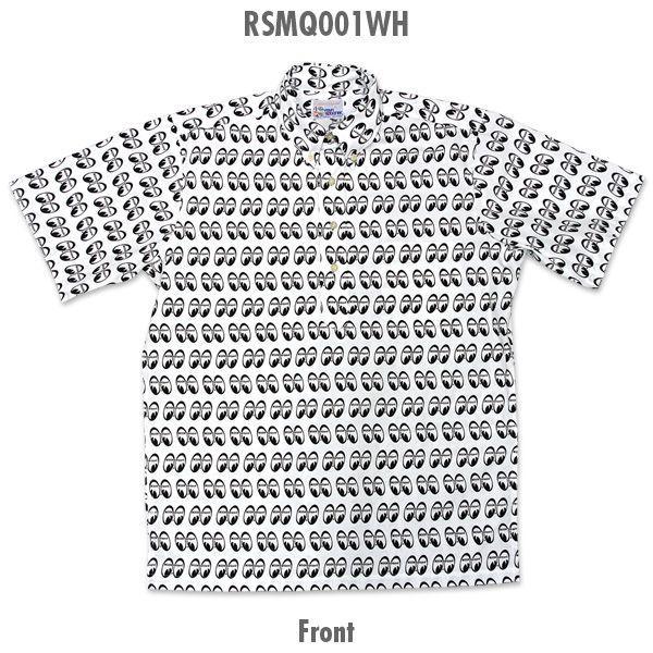 Reyn Spooner / MOON Equipped (ムーン イクイップド)   プルオーバー ボタンダウン シャツ|mooneyes|02