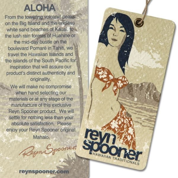 Reyn Spooner / MOON Equipped (ムーン イクイップド)   プルオーバー ボタンダウン シャツ|mooneyes|04