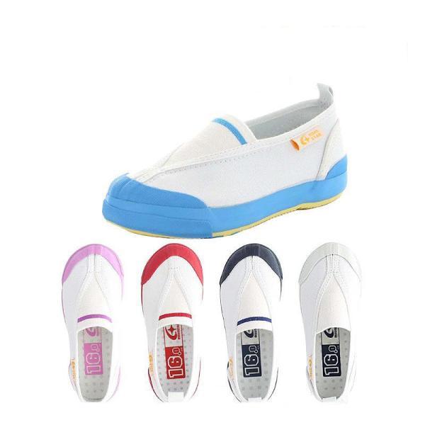 ムーンスター 上履き 子供靴 キャロット CR ST12 上靴 お受験 面接 入園 入学 moonstar ハーフサイズ