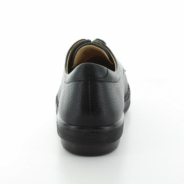 ムーンスター [2019年春新作] レディースシューズ Slow Factory SL3ハトメ01 ブラック MOONSTAR