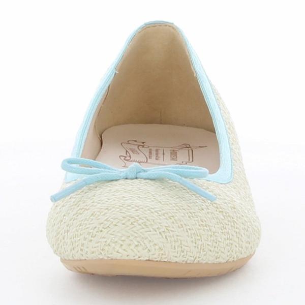 ムーンスター パンプス レディース [セール] SUGATA MS SGT101 クリーム E 歩きやすい MOONSTAR 靴