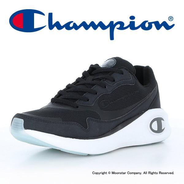 チャンピオン 21年春  Championメンズ/レディーススニーカーCPFA006BEANSFLOW2ブラック