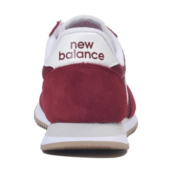 ニューバランス newbalance [2019年春新作]  レディース スニーカー NB WL220 CRA D スカーレット
