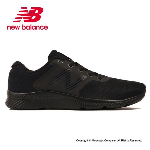 ニューバランスnewbalanceメンズランニングシューズNBM413LB12Eブラック/ブラック