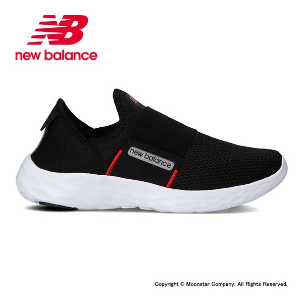 ニューバランス [2021年春新作] new balance メンズ ランニング NB MSPTS 2E CK2 フレッシュフォーム スポートスリッポン FRESH FOAM SPORT SLIP-ON M ブラック