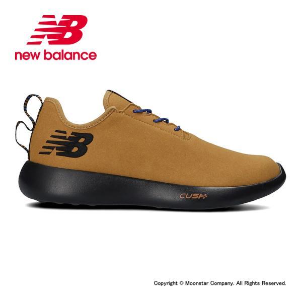 ニューバランスnewbalance セール メンズ/レディースウォーキングシューズNBRCVRYTB1Dキャメル