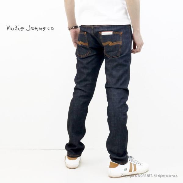 ヌーディージーンズ nudie jeans スリムフィット thin finn シンフィン
