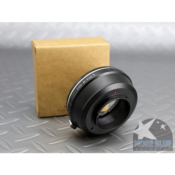 [激安売尽セール]LA081-Canon-EF⇒Nikon-N1マウントアダプター クリックポスト送料無料