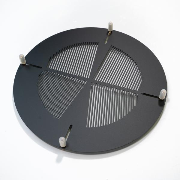 TP204-本格アルミ合金製バーティノフマスク(150−202用) クリックポスト