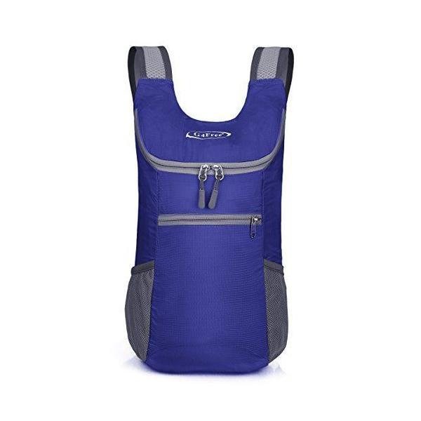 G4Free折畳みバッグ11Lポケッタブルリュック軽量スポーツバッグコンパクトメンズレディースジム子供旅行登山