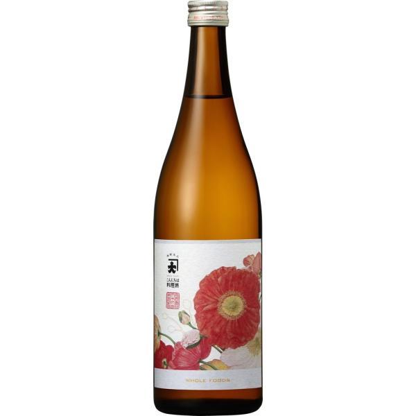【純米料理酒】自然郷 こんにちは料理酒 720ml瓶