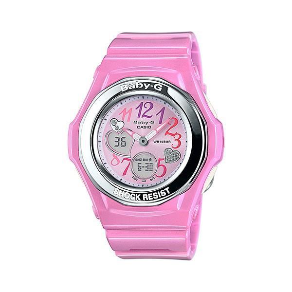 カシオ CASIO ベビーG Baby-G 電池式 BGA-101-4B2JF 女性用 腕時計 レディースウォッチ 国内正規品 取り寄せ品|morimototokeiten