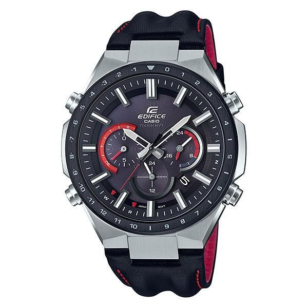 CASIO 腕時計 エディフィス 電波ソーラー EQW-T660BL-1BJF メンズ 取り寄せ品|morimototokeiten