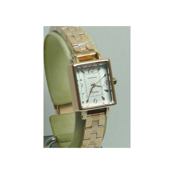グランドール 女性用腕時計 ESL025P2 婦人用 時計 GRANDEUR 名入れ刻印対応、有料|morimototokeiten|02