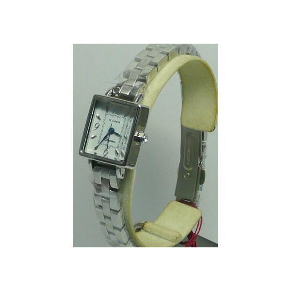 グランドール 女性用腕時計 ESL025W2 婦人用 時計 GRANDEUR 名入れ刻印対応、有料|morimototokeiten|03