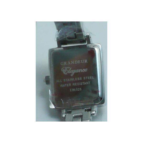 グランドール 女性用腕時計 ESL025W2 婦人用 時計 GRANDEUR 名入れ刻印対応、有料|morimototokeiten|04